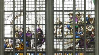 Ensemble Zerafin en Spinvis in De Nieuwe Kerk