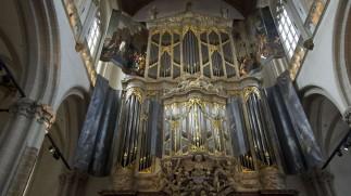 Languit-concert met orgelmuziek door Bernard Winsemius
