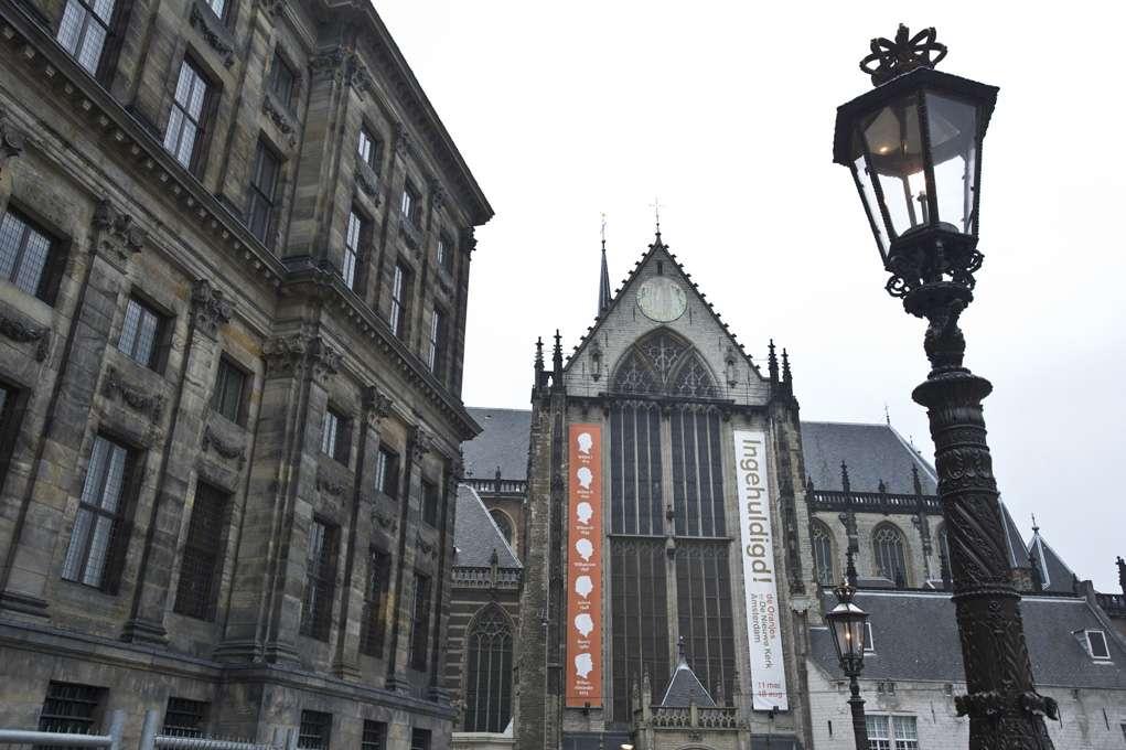 Belgisch koningsfeest in De Nieuwe Kerk