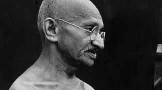 Theatrale monoloog: Mahatma Gandhi