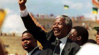 Theatrale monoloog: Nelson Mandela