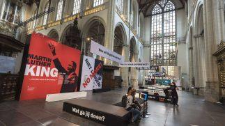 Changemakers Debat in Nieuwe Kerk met Neelie Kroes, Feike Sijbesma, Willemijn Verloop en Astrid Elburg