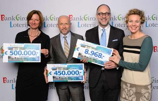 Goed Geld Gala BankGiro Loterij 2014