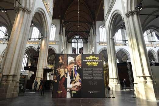 203.000 bezoekers voor De Nieuwe Kerk in 2014