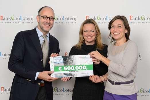 Goed Geld Gala BankGiro Loterij 2013