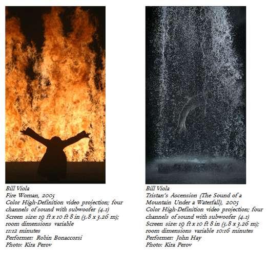 Bill Viola's Tristan's Ascension en Fire Woman zetten serie Meesterwerk in De Nieuwe Kerk eigentijds voort