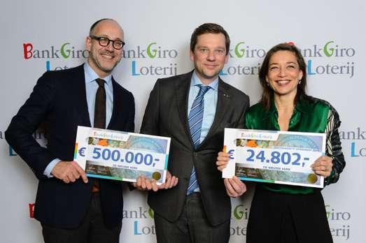 Goed Geld Gala BankGiro Loterij 2015