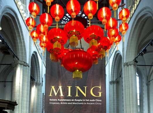 Ruim 73.000 bezoekers voor Ming. Keizers, kunstenaars en kooplui in het oude China