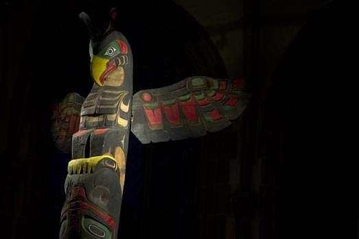 Indianen. Kunst en cultuur tussen mythe en realiteit