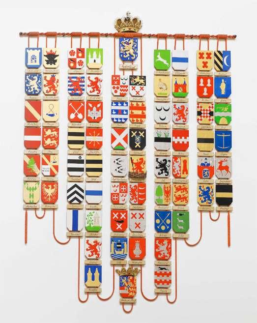 Bijzondere uitgave over wapens Huis van Oranje verschenen