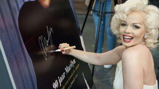 Laatste weken hittentoonstelling 90 Jaar Marilyn te zien in Nieuwe Kerk Amsterdam