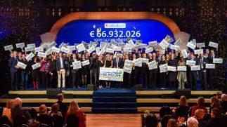 Goed Geld Gala BankGiro Loterij 2017