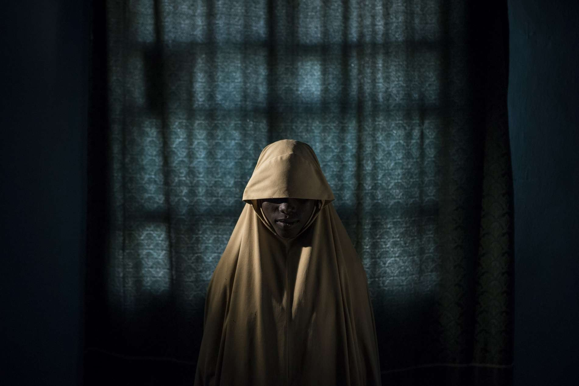 Boko Haram Strapped Suicide Bombs to Them. Somehow These Teenage Girls Survived. © Adam Ferguson