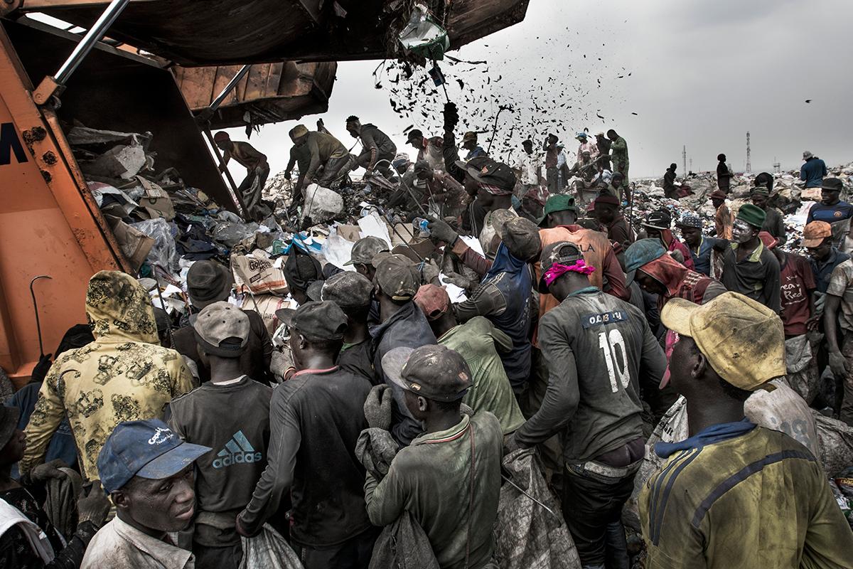 Wasteland © Kadir van Lohuizen