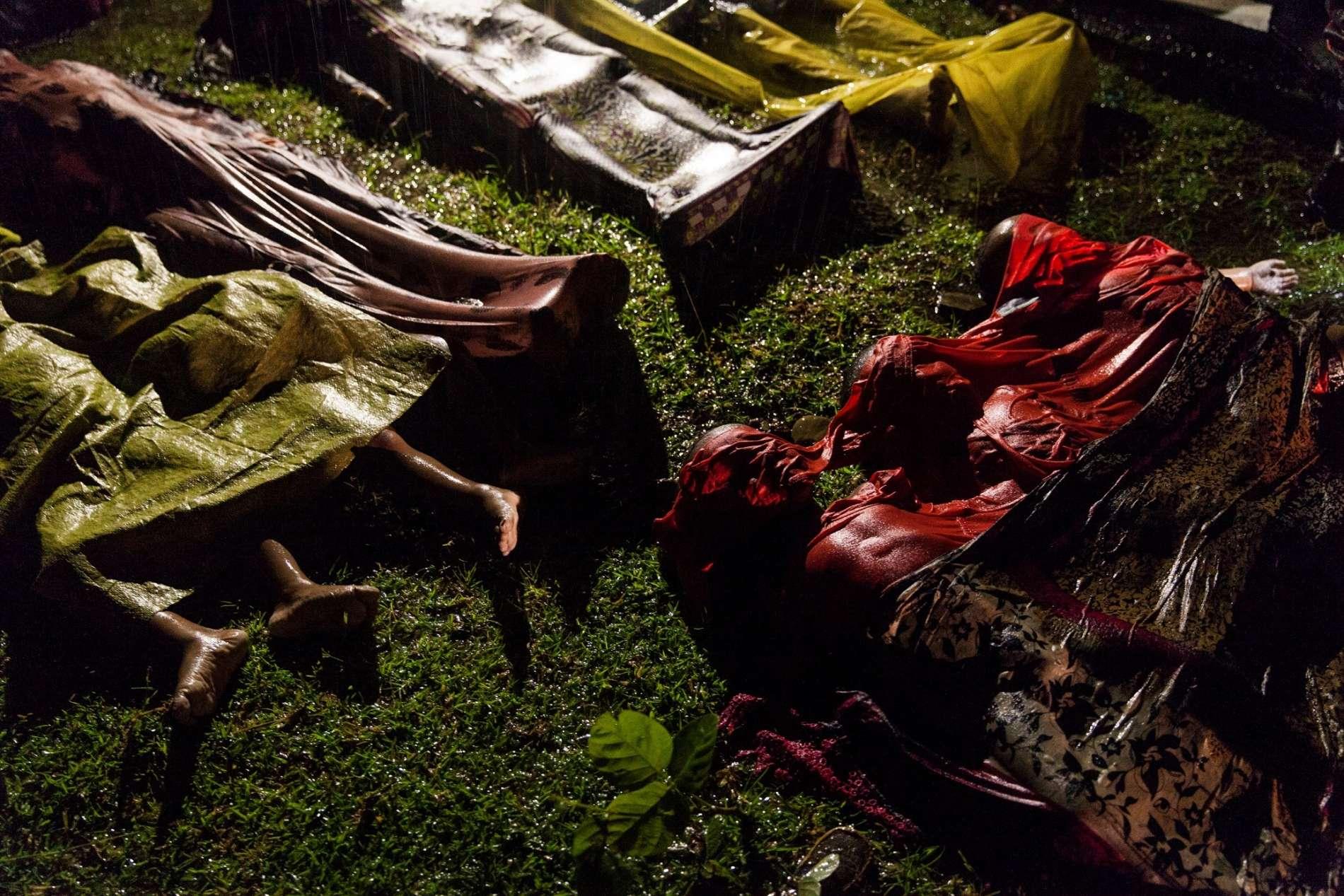Rohingya Crisis © Patrick Brown