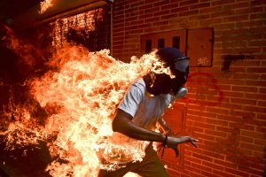 Venezuela Crisis © Ronaldo Schemidt