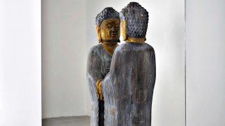 Boeddha in Nederland. De vertaling van het boeddhisme naar een westerse context.