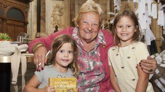 Kinderboekenweek: voorleesmiddagen met Erica Terpstra in De Nieuwe Kerk Amsterdam