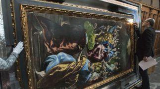 Masterpiece 2017 is El Greco's Pentecostés